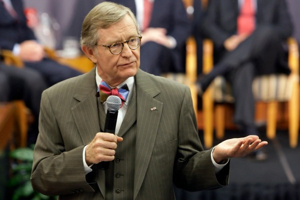 Ohio State President Gordon Gee Apologizes to Big Ten for Recent Remarks