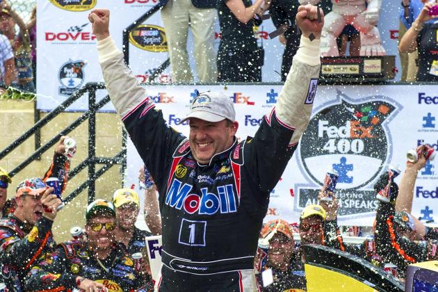 Tony Stewart: Are His 2013 Struggles Finally in the Past?