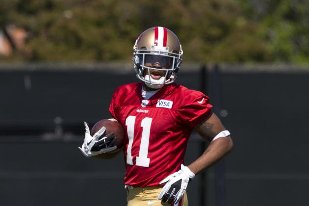 Quinton Patton Is Poised to Win a Starting Job and Steal the Spotlight in 2013