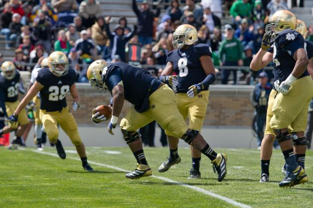 Notre Dame Football: Over/Under 2013 Win Total Predictions for the Irish