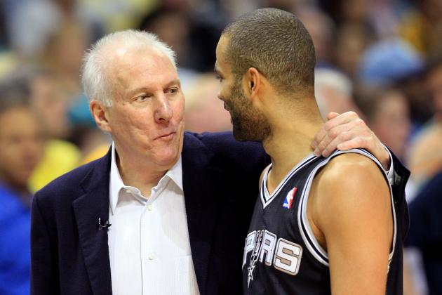 What We Learned About the San Antonio Spurs During Western Conference Finals