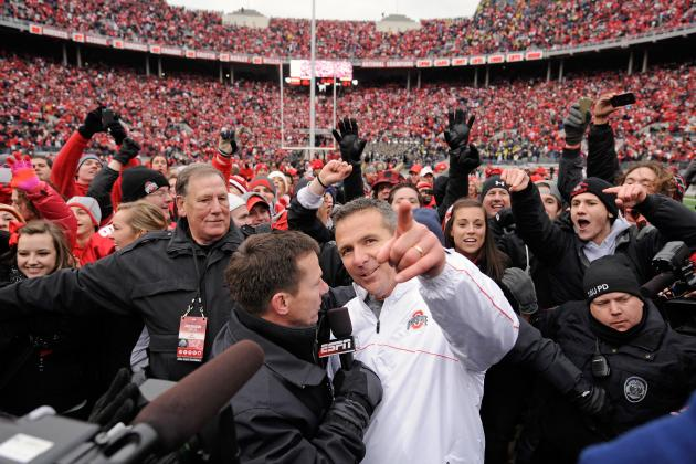 Ohio State Football: Over/Under 2013 Win Total Predictions for the Buckeyes