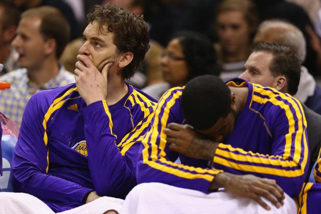 Lakers Rumors: Options Are Slim for Los Angeles to Trade into 1st Round