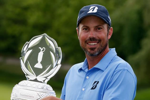Memorial Tournament 2013: Win Is Sign of Things to Come for Matt Kuchar