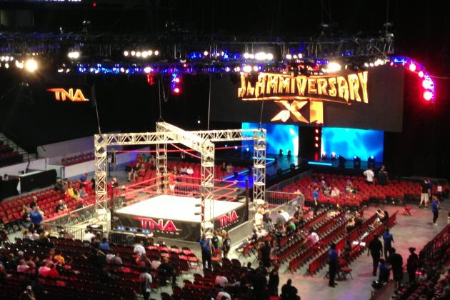 TNA Slammiversary 2013: Results and Thoughts from a Fan in Attendance