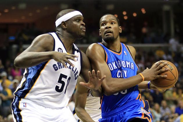 What Kevin Durant Can Learn from 2013 Conference Finals