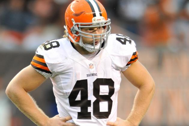 Browns Fullback Owen Marecic Eager to Redeem Himself