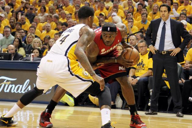 NBA Playoffs 2013: Factors That Will Determine Pacers vs. Heat Game 7