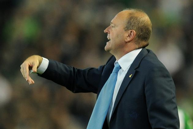 Pepe Mel Signs New Contract Tying Him to La Liga Outfit Until 2017