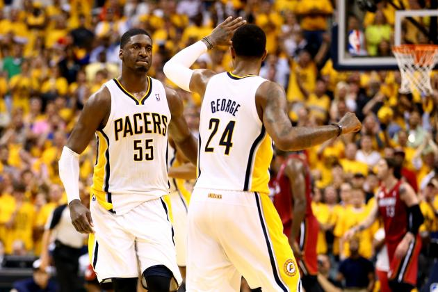 Indiana Pacers Five Wins Away from NBA Title: Is This Real Life?
