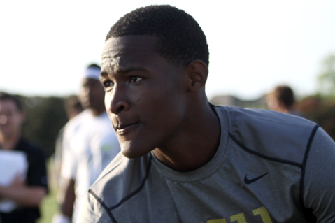 Ohio State QB Target Brandon Harris Dazzles at Columbus Elite 11