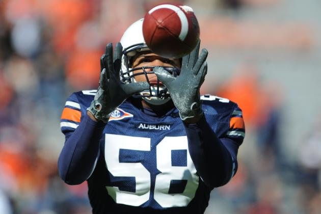 Auburn Football: Chris Landrum, Harris Gaston Will Reportedly Transfer