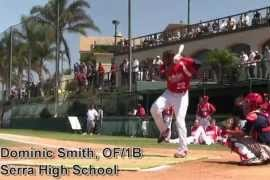 Dominic Smith: Prospect Profile for New York Mets' 1st-Round Pick