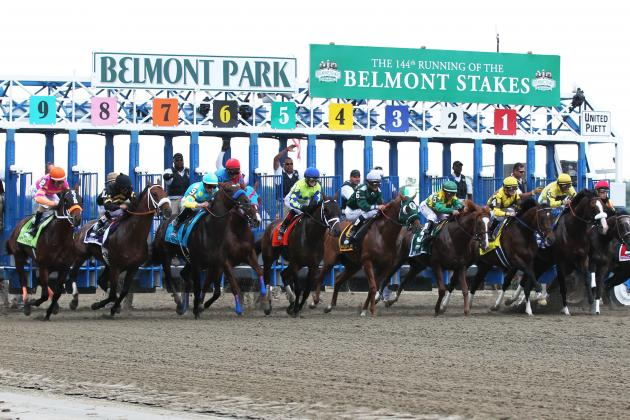 Belmont Stakes 2013: Date, Race Post Time, Weather Updates and More