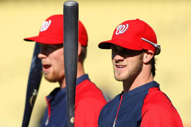 Is Health of Bryce Harper or Stephen Strasburg More Important to the Nationals?