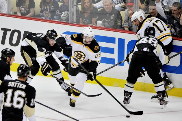Penguins Trailing Series for First Time This Postseason