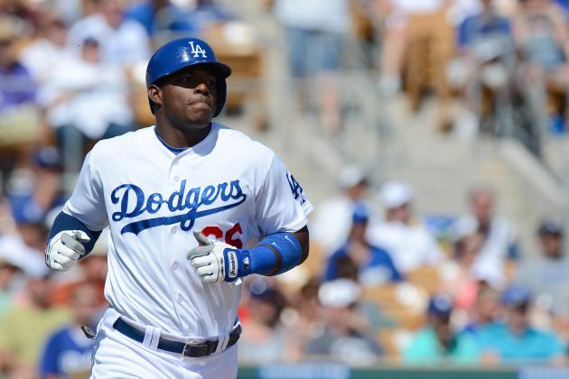 Yasiel Puig's Promotion Will Revive Dodgers' Season