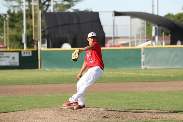 Carlos Salazar: Prospect Profile for Atlanta Braves 3rd Round Pick