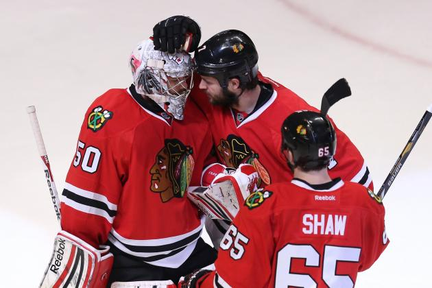 Chicago Blackhawks Weekend Warriors in Opening Pair vs. Los Angeles Kings