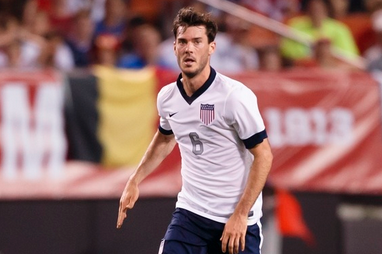 Evans Takes Advantage of USMNT Opportunity at Right Back