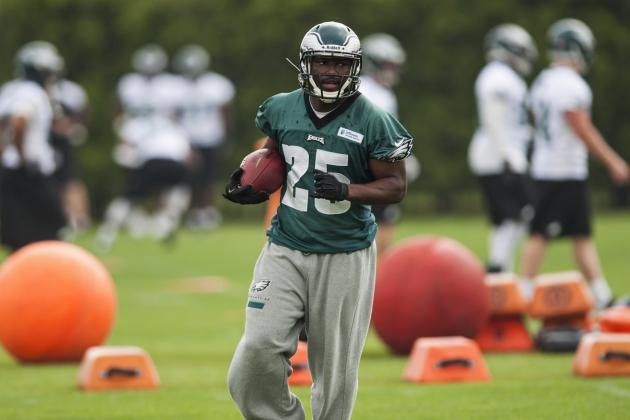 LeSean McCoy: I'm a Tony Romo Fan; I Would Take Him Over Joe Flacco