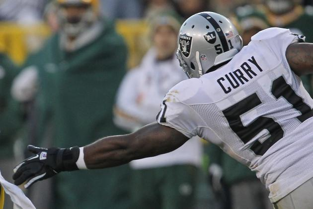 Aaron Curry Gets Second Chance at Football with the NY Giants