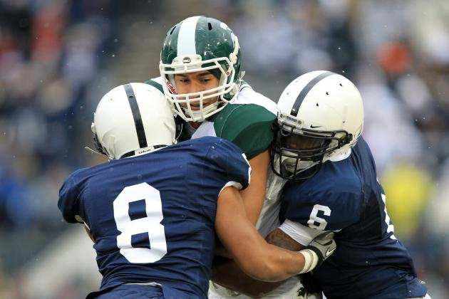 Penn State-Michigan State and the Triumphant Return of the Land Grant Trophy