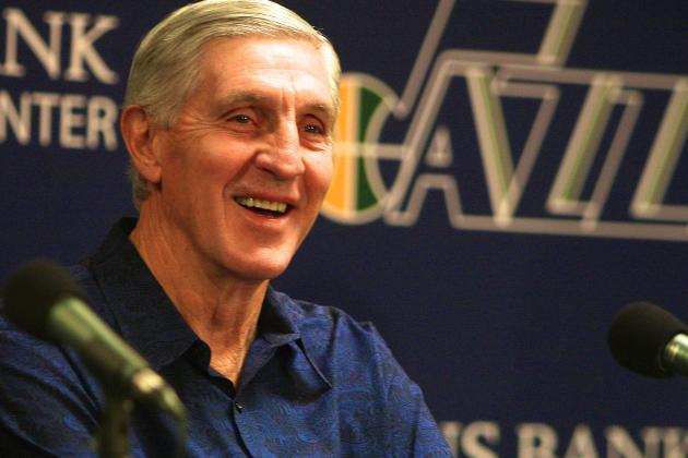 Utah Jazz Could Bring Back Legendary Coach Jerry Sloan to Organization