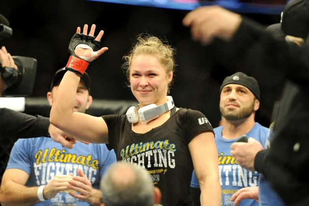 Is UFC Shielding Ronda Rousey with Miesha Tate Matchup?