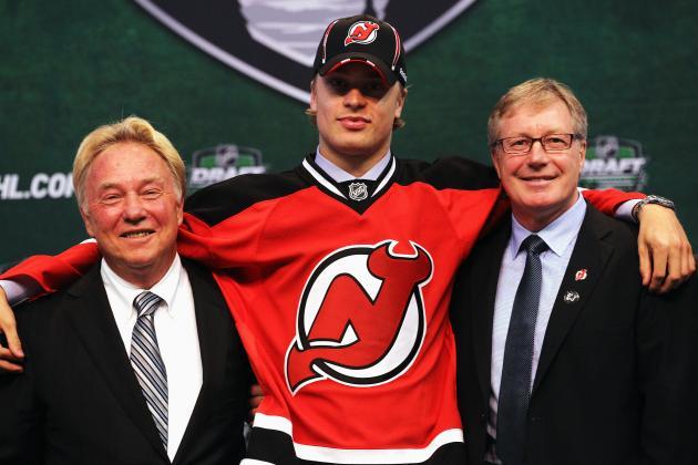 New Jersey Devils Ready to Host 2013 NHL Draft