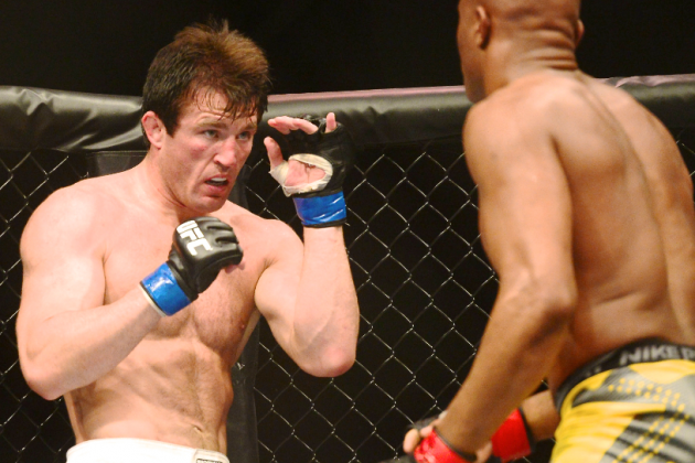 Why Chael Sonnen vs.