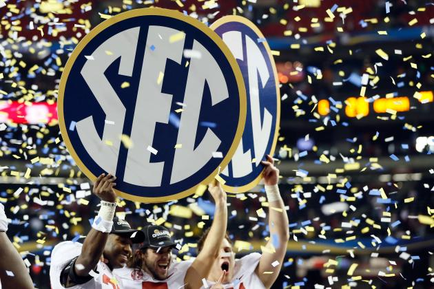 SEC Team Payouts Are Nice, but They're Not at Big Ten Level Yet