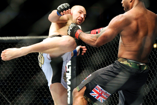 The Jury Is Still out on UFC's Glover Teixeira