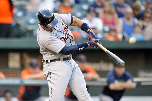 Cabrera's Record RBI Pace Related to Ample Opportunities from Teammates