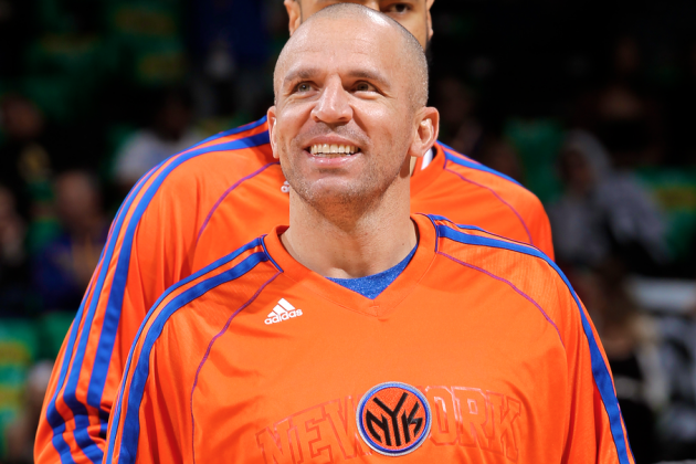 Jason Kidd Retires from NBA After 19-Year Career