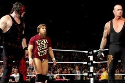 Undertaker And Kane Wwe