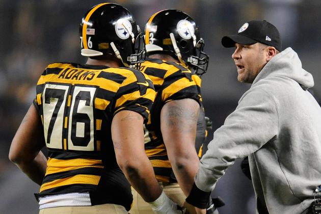 Tomlin: Adams to Be Ready for Training Camp
