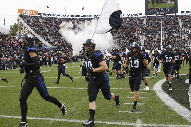 BYU Football: Over/Under 2013 Win Total Predictions for the Cougars