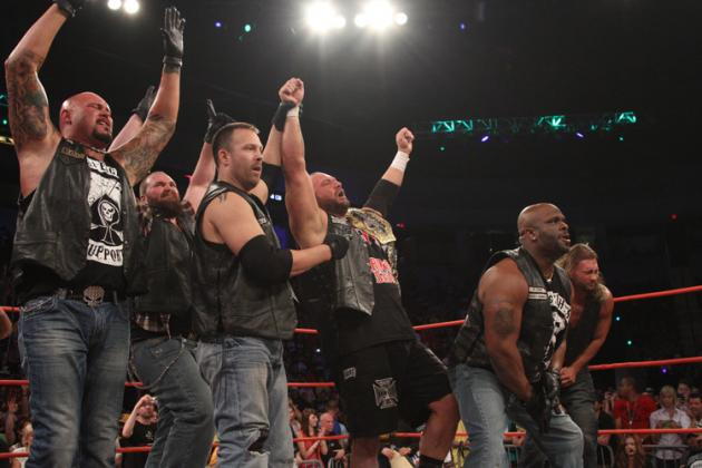 TNA Impact Wrestling: Slammiversary 2013 Results, News and Preview for June 6