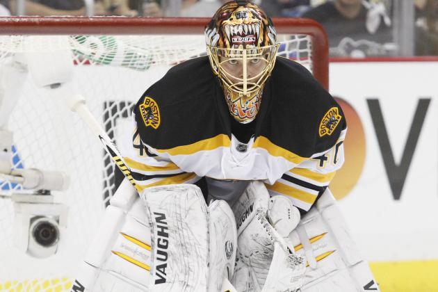 Julien Contrasts Rask with Thomas