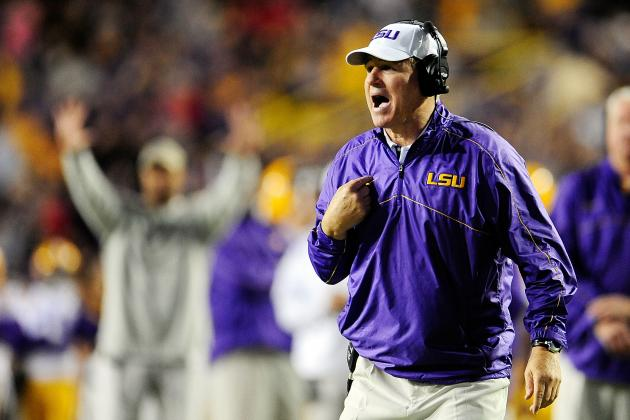 LSU Gets Early Score on Scheduling, but Has Long Way to Go