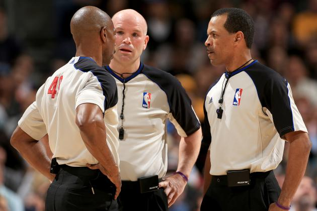 Why the NBA Must Overhaul Its Officials or Face Its Doom