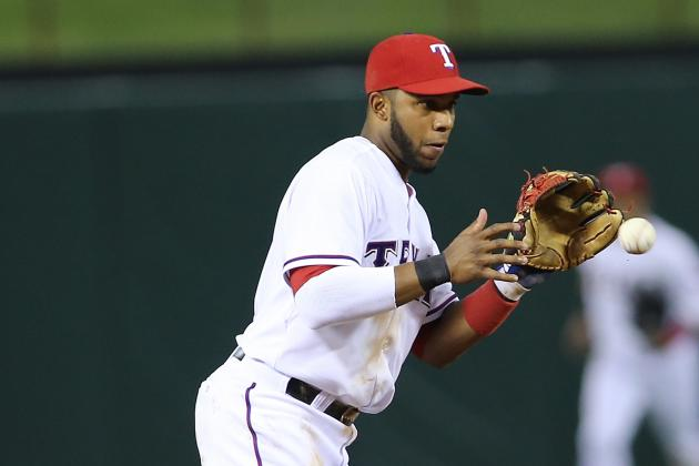 Andrus Lone Ranger Leading in All-Star Voting