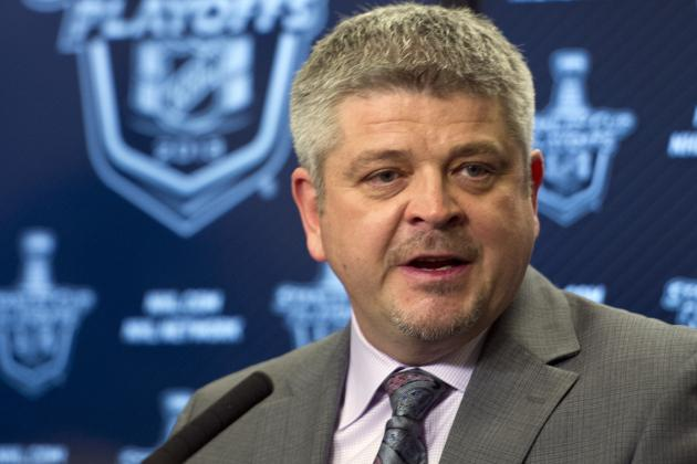 Sharks Will Keep McLellan; Torres Wants to Stay