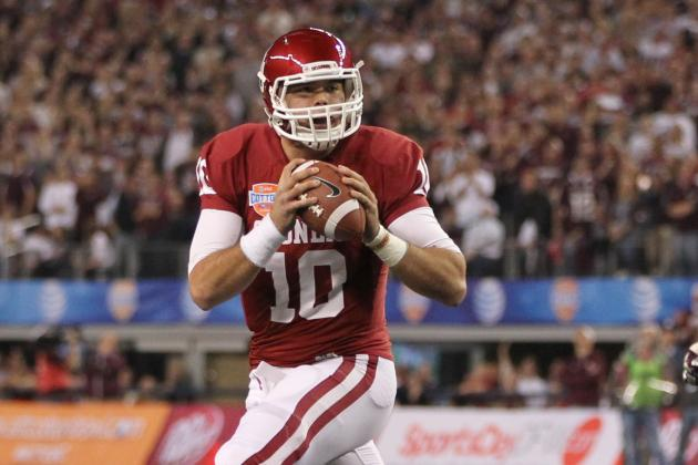 Taking a Look at the Sooners' Quarterback Depth