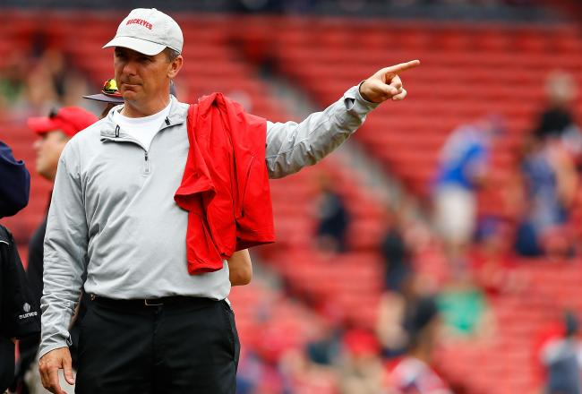 Urban Meyer and the Ohio State coaching staff had a busy weekend.