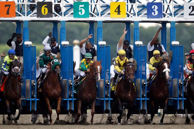 Belmont Stakes 2013 Post Positions: When to Catch All-Important Draw
