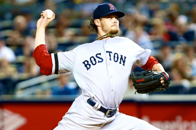 Boston Red Sox: Is Clay Buchholz the Best Pitcher in the American League?
