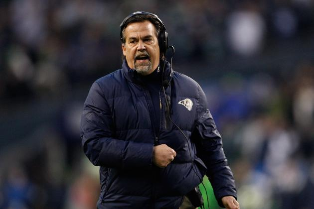 Half of Rams' 10-Man 2012 Draft Class Has Gotten in Trouble