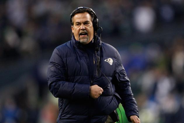 Half of Rams' 10-Man 2012 Draft Class Has Gotten in Trouble
